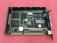 100% Board Оригинальный IPC PCA-6135 Rev.B2 ISA слот Промышленная материнская плата половинного размера процессора карты PICMG10 с CPU RAM