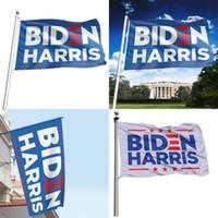 150 * 90 CM Seçim Bayrak 2021 ABD Biden Harris Başkanı Geçit Baden Kampanyası Afiş Mavi Dikdörtgen Polyester Bayrakları Yüksek Kalite 10Wg M2