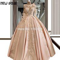 Dubai design penas longas vestidos de noite formal vestido de festa apliques vestidos de baile de baile vestido árabe kaftans islâmico 20191