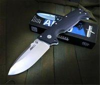 AD-10 de bloqueio de volta CPM-S35VN Lâmina G10 Handle Gota ponto tático faca dobrável