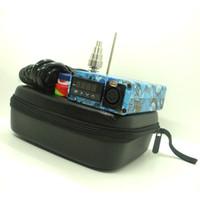 Cuarzo E Kits de enar del clavo Controlador de temperatura PID Caja de uñas DAB eléctrica con calentador de bobina 20mm