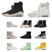 2021 Fear 2021 New King Shoes 1Stivaletto da basket di scarpe da donna da donna Boots Boots Black Yellow Sports Sneakers Sneakers formatori 40-46 AD54D5B82 #