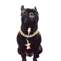 Dourado prata animais de estimação colar moda colar de cães high-end cats leashes personalidade ao ar livre fofo animal de estimação bowknot colar acessórios