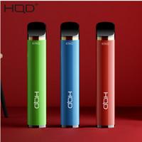 의 HQd 왕 키트 2000 퍼프 일회용 Vapes 포드 1200MAH 배터리 프리 필드 Vape 펜을 6.5ml 기화기 전자 담배 카트 100 % 원본