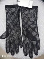 신부 다섯 손가락없이 손목 렝없는 상자 럭셔리 긴 레이스 신부 신부 장갑 웨딩 장갑 크리스탈 웨딩 액세서리 레이스 장갑