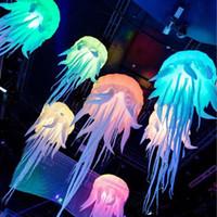 LED 풍선 장식 해파리 빛 해파리 풍선 파티 이벤트에 대 한 장식 매달려