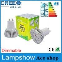 Lampadina a LED 9W DimMable E14 E14 E14 E26 E27 110 240V GU5.3 MR16 Caldo / naturale / Cool White Lamp Spotlight