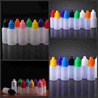 البلاستيك القطارة زجاجات فارغة رذاذ زجاجات التعبئة واضحة مع نصائح رقيقة طويلة متعدد الألوان أشتات المنزلية السائل الساخن بيع 0 3AK3 E2