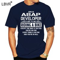 Men T Shirt ABAP Developer Women tshirt sport Hooded Sweatshirt Hoodie