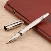 Brand di qualità di lusso 005 penna a penna rollerball firma firscning palla point penna copertura cristallo cancelleria forniture scolastiche per ufficio