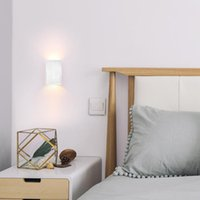 1pcs Modern LED Wall Lamp 2W Aluminum Up Down Wall Sconce Lighting Spot Light For Home Parlor Bedroom Hall Porch