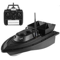 UE Direct Smart Fishing Bait Barco RC D11 500M Controle Remoto Alimentador de Pesca Brinquedo Barco De Pesca Range Remote Fish Finder Speedboat