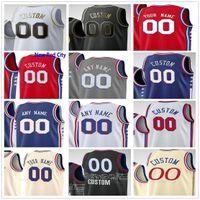 Özel Baskılı 0 Tyrese Maxey 18 Sallamak Milton 30 Furkan Korkmaz Isaiah Joe Paul Reed Danny Yeşil Adam Kadınlar Çocuklar Gençlik Basketbol Formaları