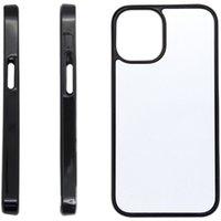60pcs 공장 도매 가격 2D 승화 빈 전화 케이스 부드러운 고무 다시 커버 아이폰 xs xr xsmax 알루미늄 시트