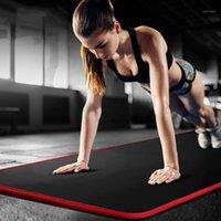 Йога коврики противоскользящие утолщение тренажерный зал Фитнес упражнения спорт пилатес коврик подушка ковров спортивные спортивные гимнастические PADS1