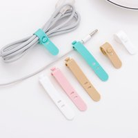 Bandagem de silicone Bobbin Winder Adorável PinkYcolor Headset Bereas Originalidade Snap Fastener Alta qualidade com vários padrões 0 76xk J1