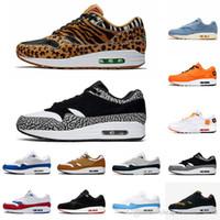 2019 marca sapatos atmos 1s sapatos elefante atmos x ar 1s animal pacote 3.0 esportes designer sneakers tamanho 36-45