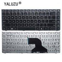 Yaluzu جديد الولايات المتحدة لبروك 4330s 4430s 4431 ثانية 4435 ثانية 4436 ثانية محمول لوحات المفاتيح English1