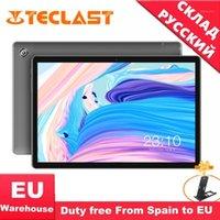 태블릿 PC Teclast M18 10.8 인치 4G Phablet Helio X27 Android 8.0 2560 * 1600 2.6GHz Deca 코어 CPU 4GB 128GB 13.0MP + 5.0MP 듀얼 카메라 1