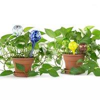 급수 장비 물 식물 실내 식물 글로브 꽃 자동 장치 houseplant 냄비 전구 정원 벌브 1
