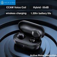 Haylou Marque Nouveau Bluetooth 5.0 écouteurs-XR GT1, le Real 3D de haute qualité écouteurs sans fil, Touch Control Cwmsports FY8142