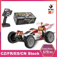 WLTOYS XKS 144001 RC Auto / H ad alta velocità 1/14 2. RC Buggy Racing Off-Road Drift Auto RTR Remote Control Toy LJ200919