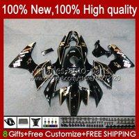 Cuerpo + tanque para Honda New Golden Br-125R 125cc CBR125R 02 03 04 05 06 97hc.34 CBR125RR CBR 125 R CBR 125R 2002 2003 2004 2005 2006