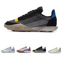 LDV Waffle Racer 2x Erkek Koşu Ayakkabıları Siyah Güneş Ghost Summit Beyaz Erkek Kadın Eğitmenler Açık Spor Sneakers 36-45