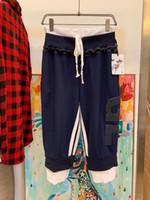 Para hombre 2020 de otoño e invierno diseñador de moda nueva pista de jogging pantalones de Capris de los pantalones capris ~ ~ tamaño de US corredores hombre de yoga seguimiento de pantalones de chándal