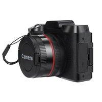 Numérique Full HD1080P 16x Digital Zoom Caméra professionnel 4K Caméscope Video Caméscope Vlogging Caméscope haute définition