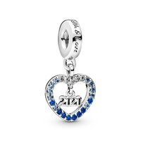 ALE 925 Sterling Silver Limited Edition 2020 New Year Dangle...