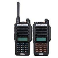 UV9R-ERA WALLIE Talkie Professional UV اتجاهين راديو Comunicador HF الإرسال والاستقبال محطة راديو 15km النكل IP571