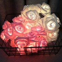 Luzes coloridas LED Flower Fornecedores Light Light Ferramentas Ferramentas Mulheres Homem Hang Lamp Hald Moda Acessórios Day Valentim PPD4210