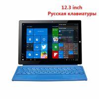 "Tablet PC 12.3 ""2 in 1 Notebook per laptop Qualcomm Snapdragon 850 2880x1920 Windows 10 8GB RAM 256GB Tablet 4G Netbook Dual fotocamera"