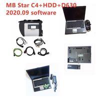 MB Teşhis D630 + Çip Yıldızı C4 SD Connect + 320 GB HDD 2021.09FULL Yazılım Kompakt 4 Teşhis Aracı Multiplexer1 Teşhis Araçları