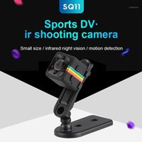 Action sportive Vidéo Caméras Mini Night Vision Caméra HD 1080P 140 degrés FOV SQ11 caméscope Motion DVR Micro Sport DV Video1