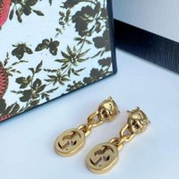 2021NEW Hot style is a big seller of tag earrings New Earrin...
