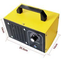 FreeShipping Ozon Jeneratörü 48g / 36g / 28g / 10g Ozonator 220V Hava Temizleme için ev Ozonizador Temizleyici Dezenfektan Ozono O3 Generador