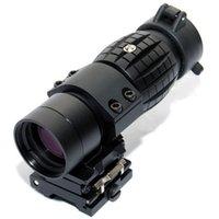 戦術的な狩猟QD FTS 3x拡大鏡スコープ目