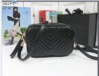 المرأة محفظة حقيبة يد كيت أكياس التمساح نمط حقيقي الجلود سلسلة حقيبة الكتف جودة عالية حقيبة الشرابة