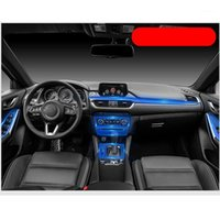 LSRTW2017 TPU voiture Dashboard Intérieur Central Control Film Autocollant de protection pour 6 Atenza 2018 2019 2020 Anti-Scratch1