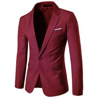 Men' s Suit Jackets Blazers Hombre Men' s Jacket Mas...