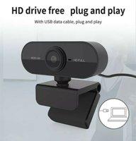 HD 1080P Компьютерная веб-камера авто фокусировка веб-камеры с микрофоном для ПК ноутбук на рабочем столе 30FPS видео вызова камеры