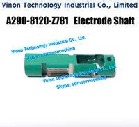 A290-8120-Z781 electrode Shaft ل IEUC ID، IE، CIA، C400IA، سلسلة C600IA. Fanuc EDM أجزاء A290.8120.Z781، A2908120Z781 حامل دبوس القطب