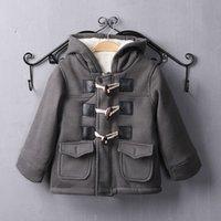 Benemaker Baby-Winter-Jacke für Mädchen-Jungen-2020 Windjacke Kinder Kleidung Thick Mäntel Warme Baby-Kind-Kleidung Oberbekleidung JH090 C1011