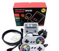 Home TV Video HD Game Console Super Mini 8 Bit 621 Spiele Konsole System für Kinder / 'Erwachsene Geschenk heißer Verkauf NEU