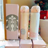 500ML Hot Sale Starbucks Cup Edelstahl-Vakuumflasche Wasser-Schalen-bestes Weihnachtsgeschenk mit Paket-Kasten-Fabrik-Versorgungsmaterial