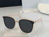 Новые MyMa моды для мужчин и защита защиты глаз УФ унисекс стиль Cat ухо формы верхнего листа женских солнцезащитных очков, полный кадр кадры бесплатно коробка