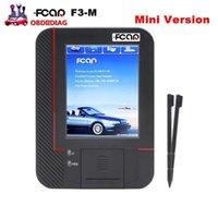 NUOVO FCAR originale F3-M (MINI F3-W) Set full Set Diagnostica F3M Supporta il Russo / Inglese / Tedesco Scanner Auto Advanced AutoD1