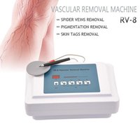 2020 new RF red blood vascular veins removal vessels removal machine high frequency facial permanent spider vein remover therapy machine